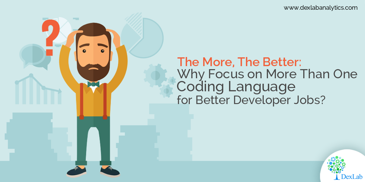 The More, The Better: Why Focus on More Than One Coding Language for Better Developer Jobs?