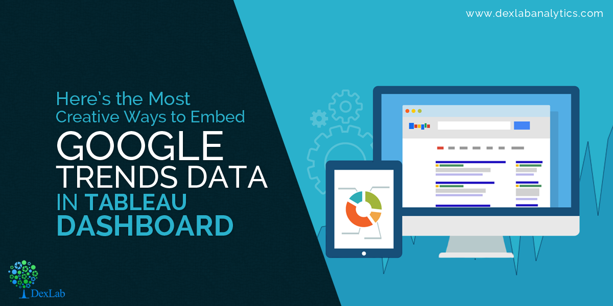 Here's the Most Creative Ways to Embed Google Trends Data in Tableau Dashboard