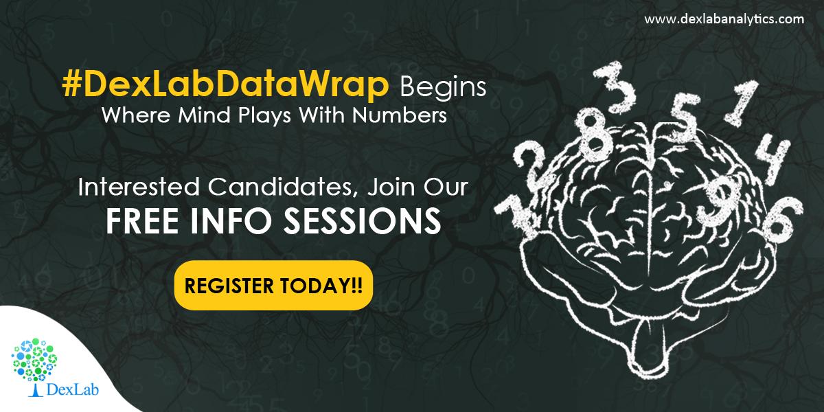 #DexLabDataWrap: Free Info Sessions