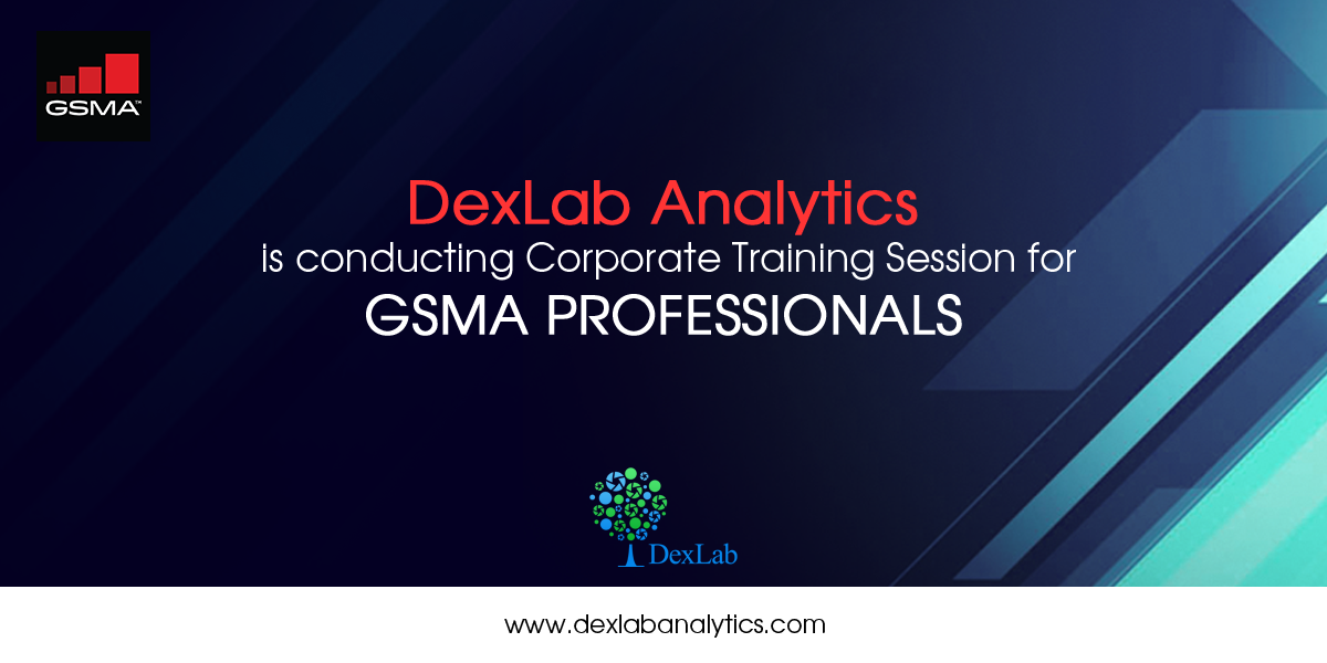DexLab Analytics is Organizing Corporate Training for GSMA Professionals in R Programming