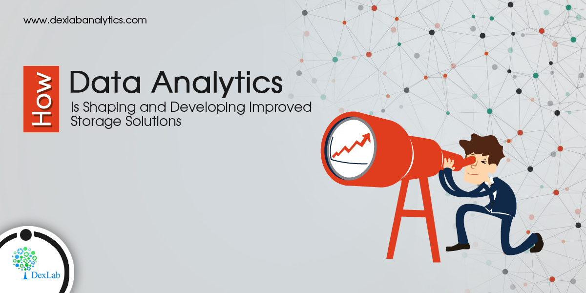 How Data Analytics Is Shaping and Developing Improved Storage Solutions