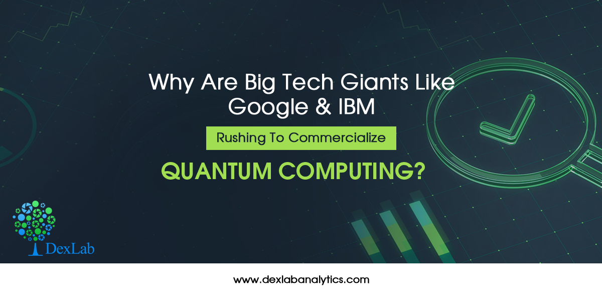 Quantum Computing Going Commercial: IBM and Google Leading the Trail
