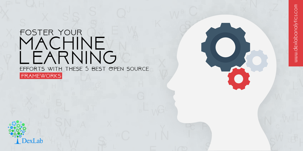 Foster your Machine Learning Efforts with these 5 Best Open Source Frameworks