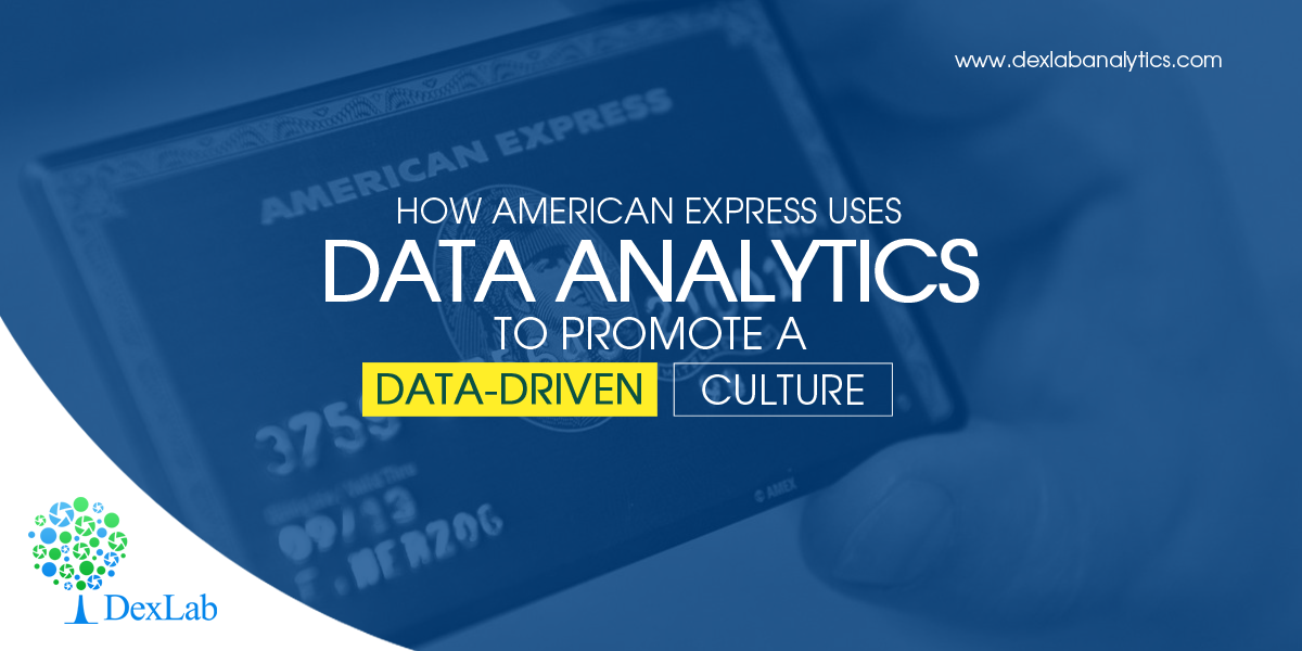 How American Express Uses Data Analytics to Promote a Data-Driven Culture