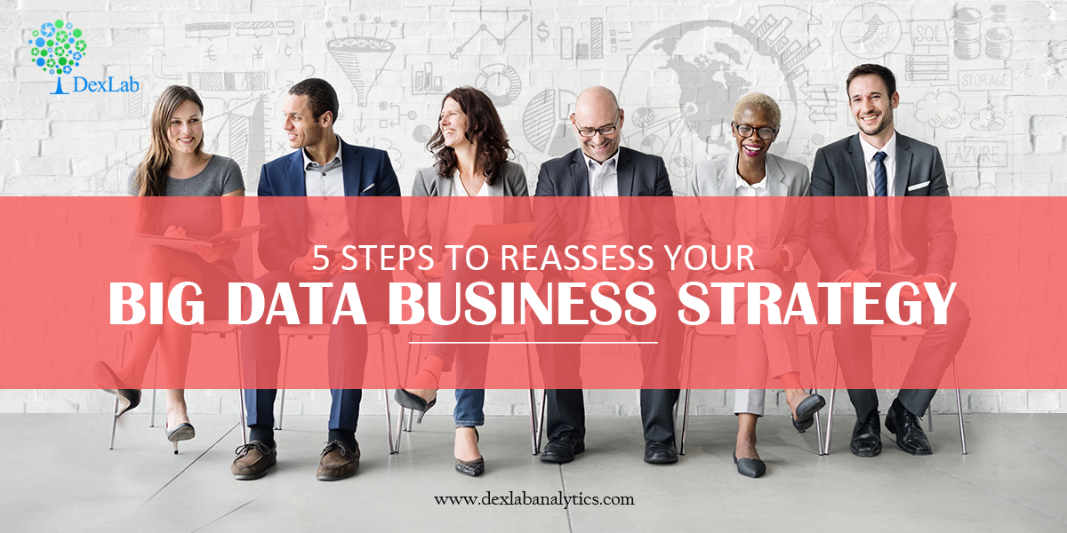 5 Steps to Reassess Your Big Data Business Strategy