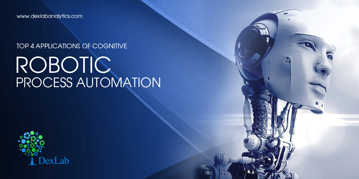 Top 4 Applications of Cognitive Robotic Process Automation