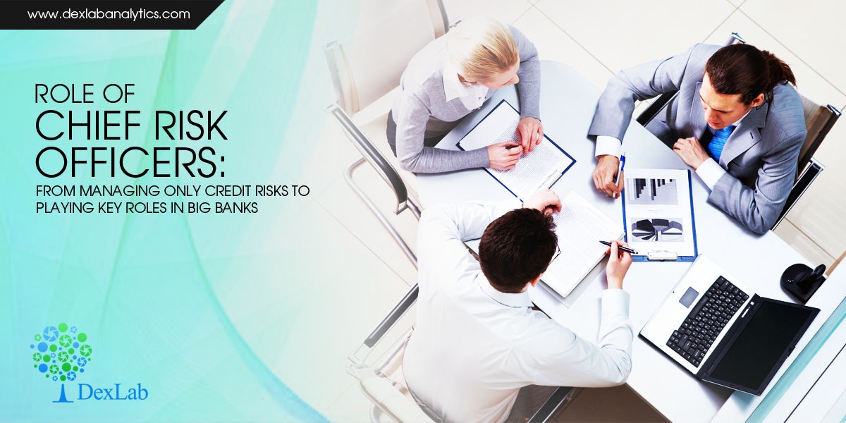 Role of Chief Risk Officers: From Managing Only Credit Risks to Playing Key Roles in Big Banks