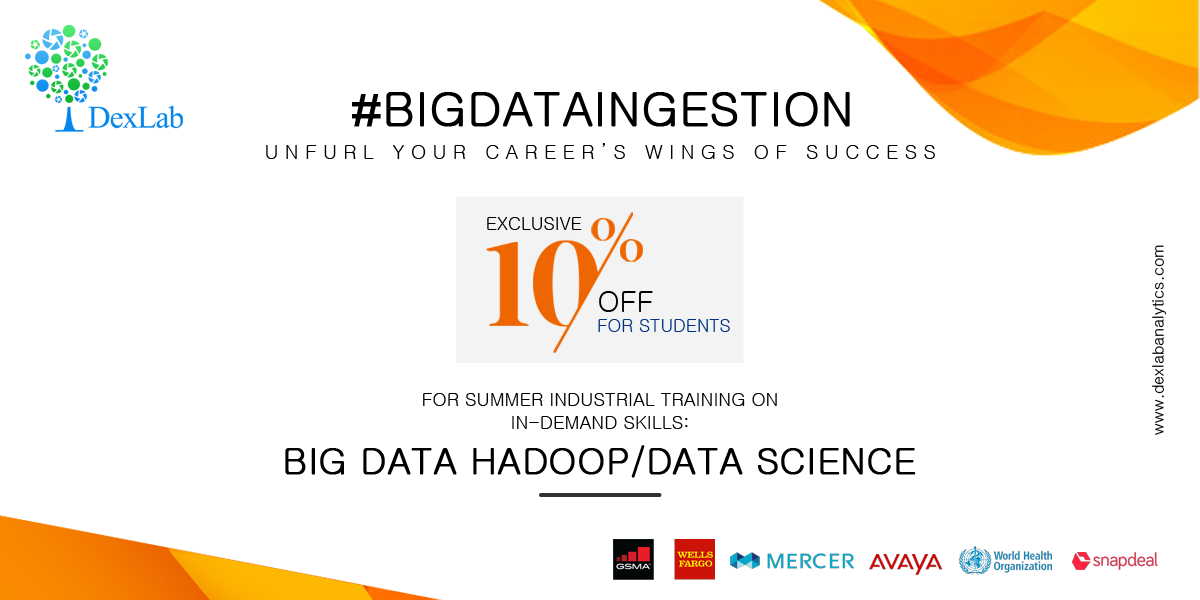 DexLab Analytics Presents #BigDataIngestion
