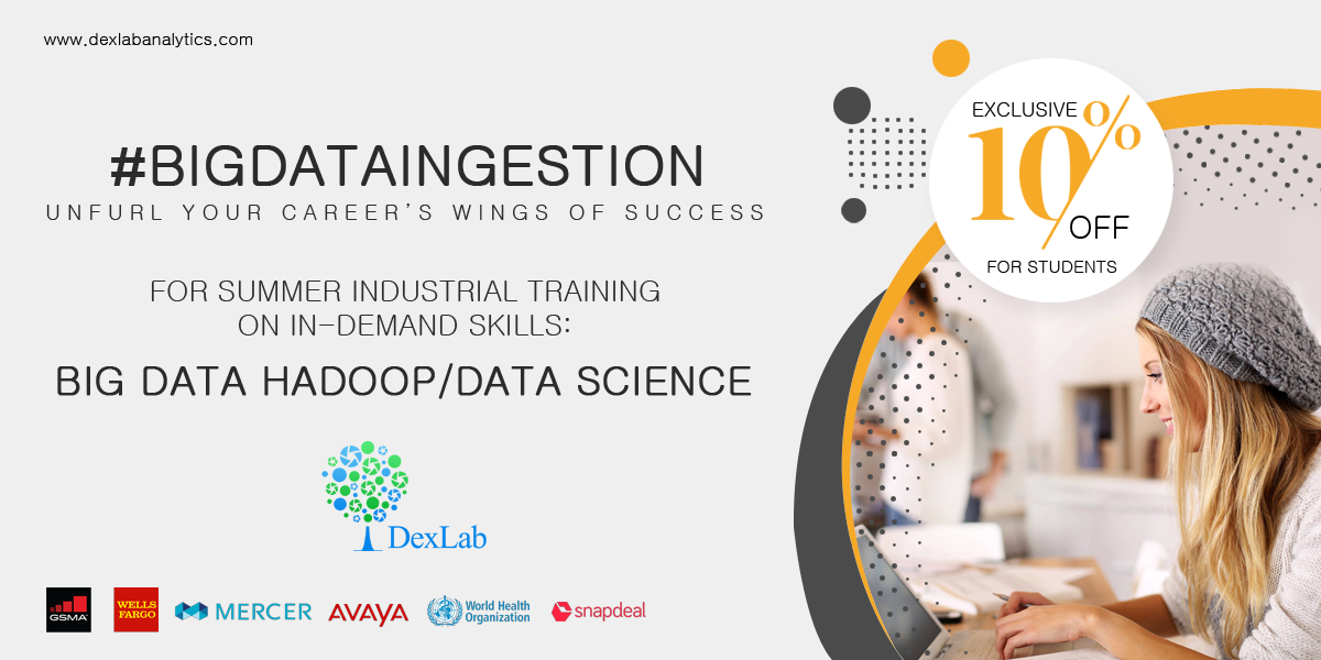 DexLab Presents #BigDataIngestion