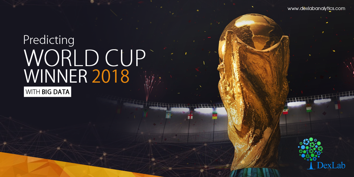 Predicting World Cup Winner 2018 with Big Data