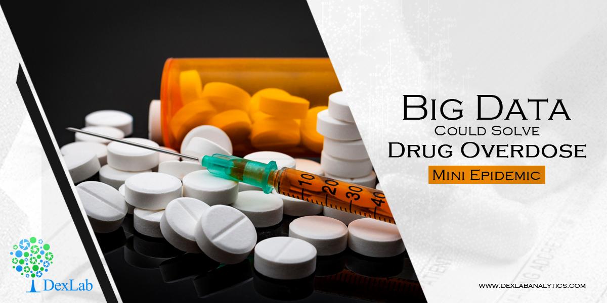 Big Data Could Solve Drug Overdose Mini Epidemic