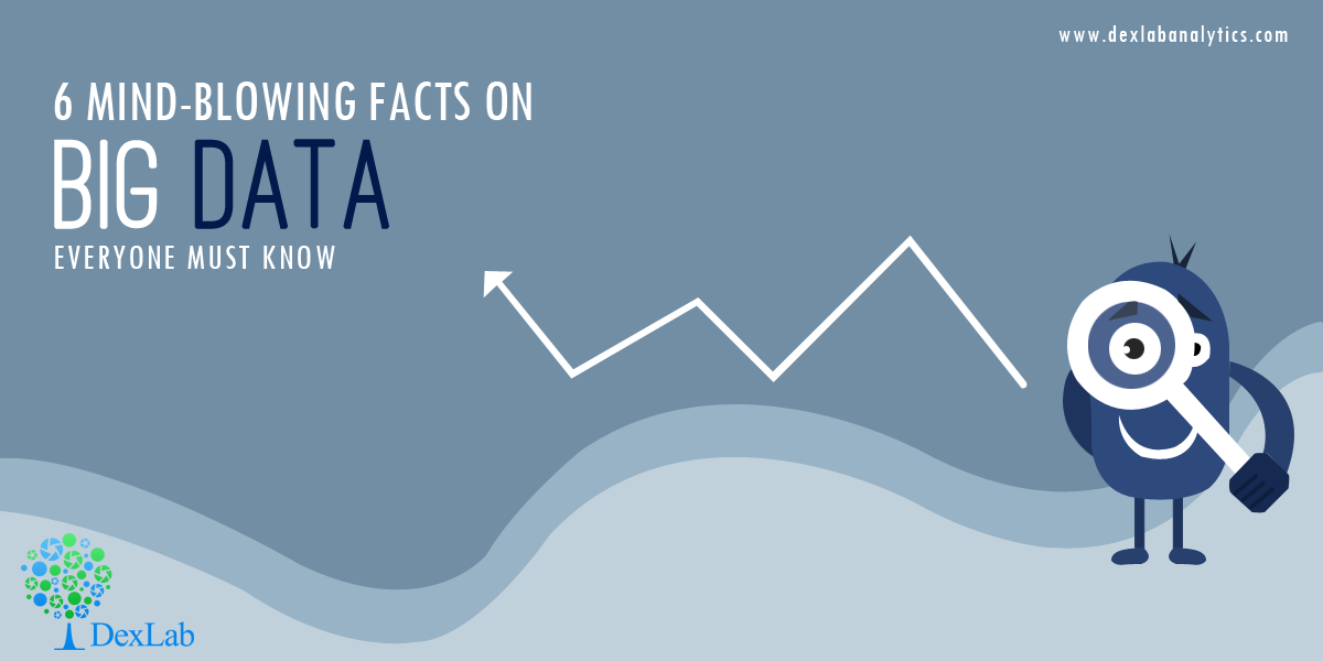 6 Mind-Blowing Facts on Big Data Everyone Must Know