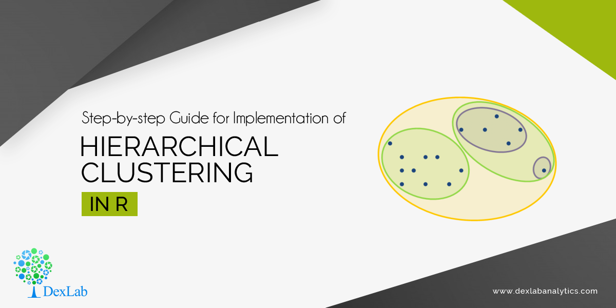 Step-by-step Guide for Implementation of Hierarchical Clustering in R