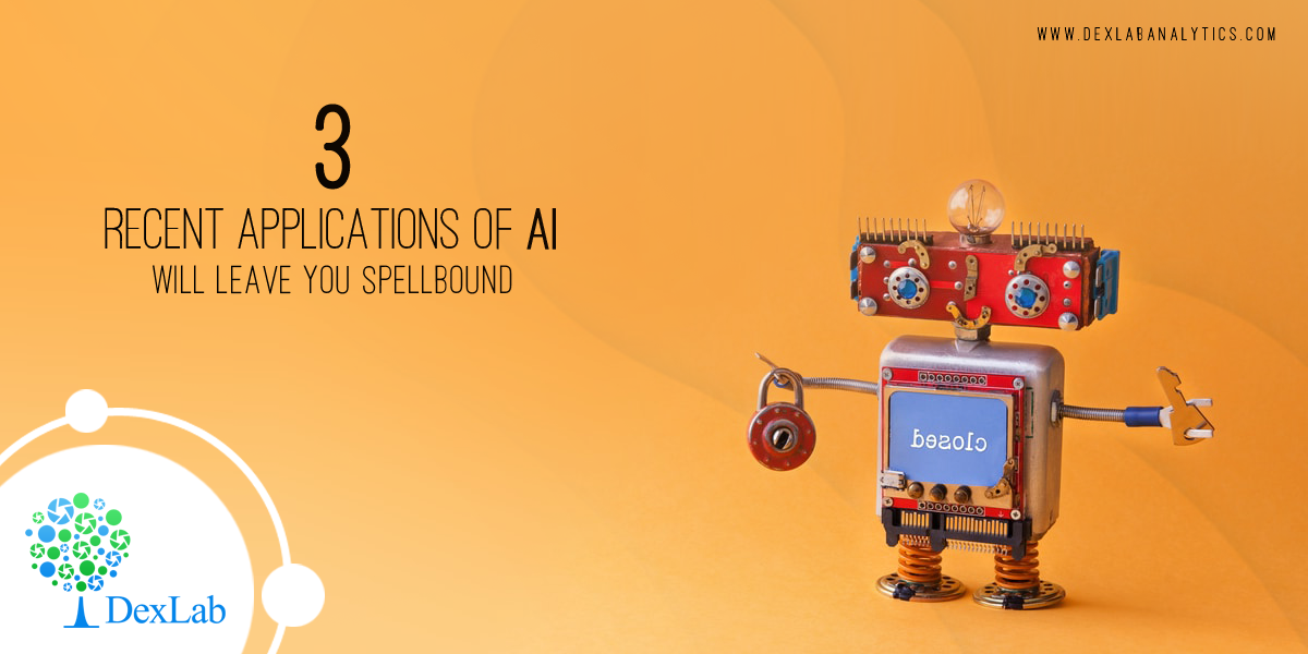 3 Recent Applications of AI will leave you Spellbound