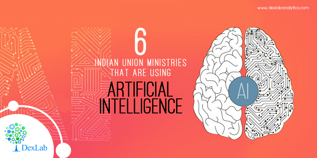 6 Indian Union Ministries That Are Using Artificial Intelligence