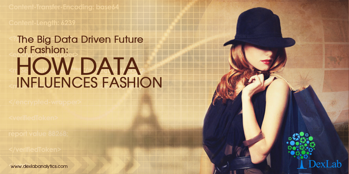 The Big Data Driven Future of Fashion: How Data Influences Fashion
