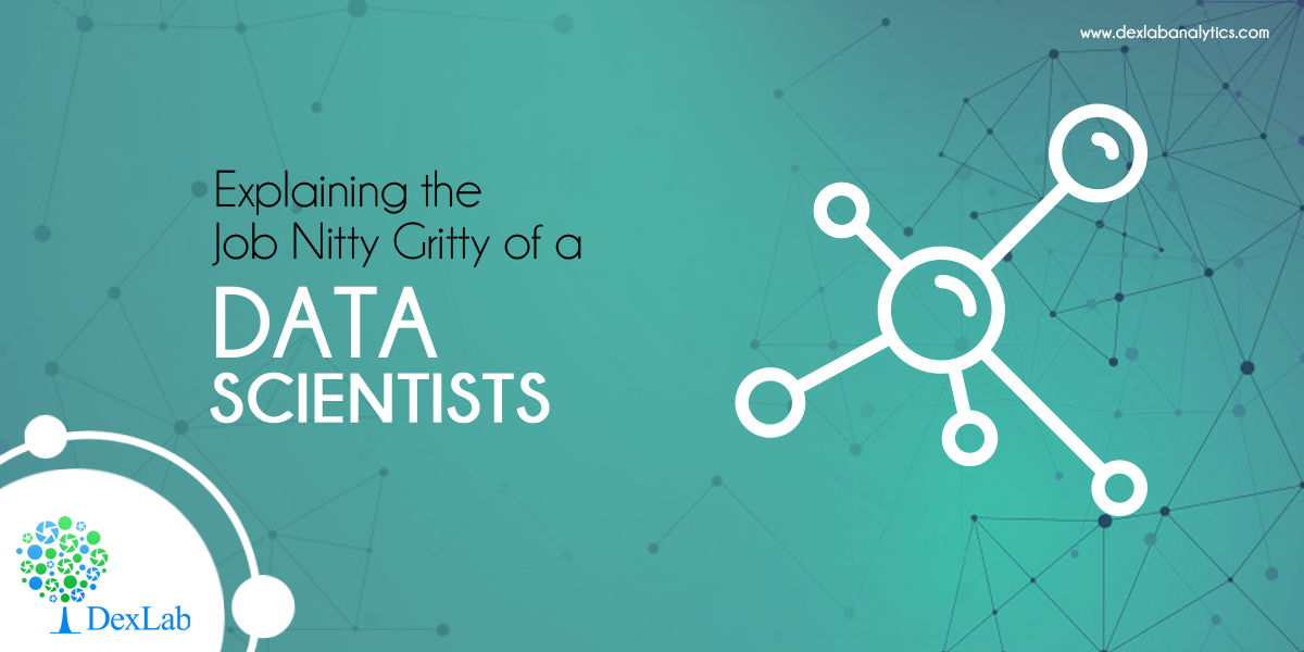 Explaining the Job Nitty Gritty of a Data Scientist
