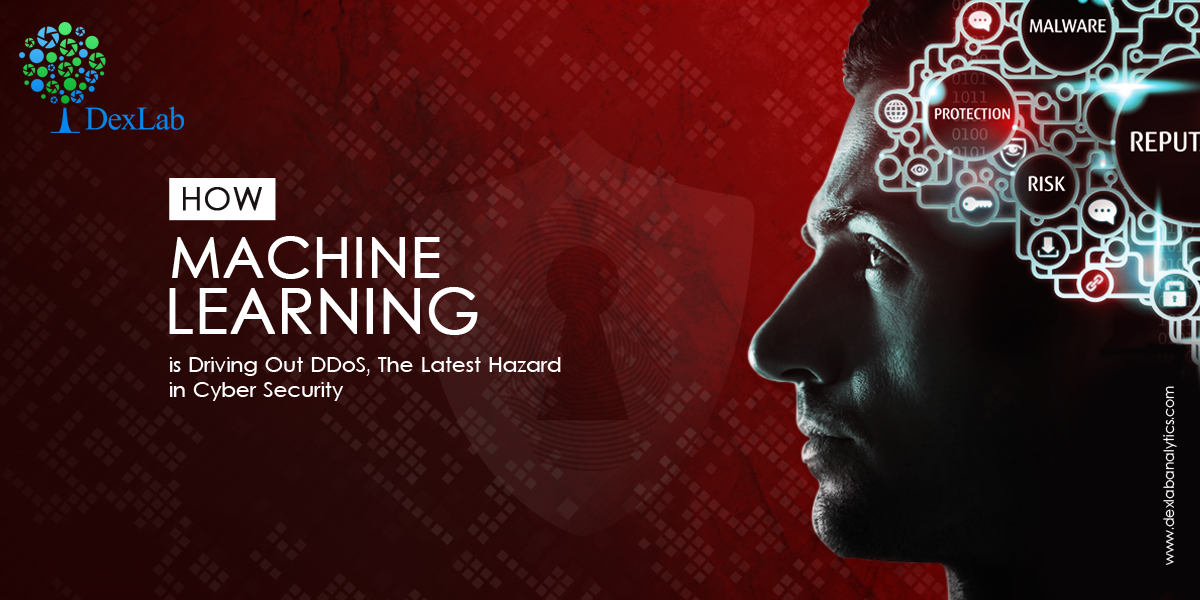 How Machine Learning is Driving Out DDoS, The Latest Hazard in Cyber Security