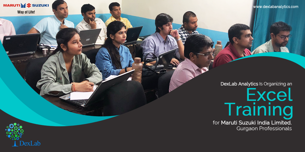 A Month-long Corporate Training for Maruti Suzuki, Gurgaon Professionals