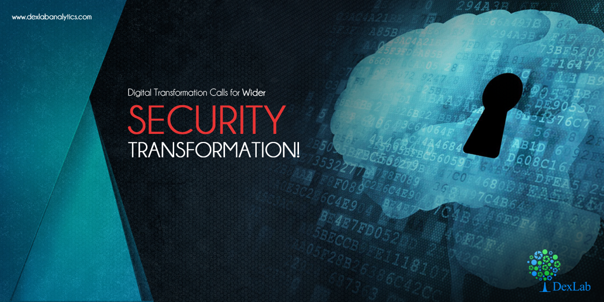 Digital Transformation Calls for Wider Security Transformation!