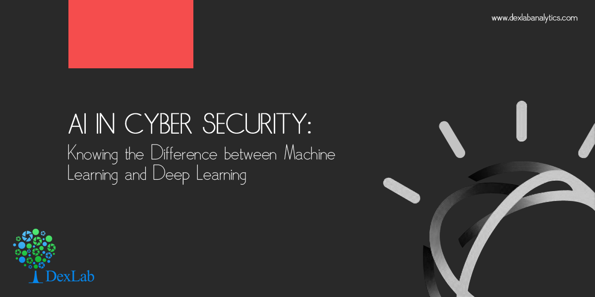 AI in Cyber Security: Knowing the Difference between Machine Learning and Deep Learning