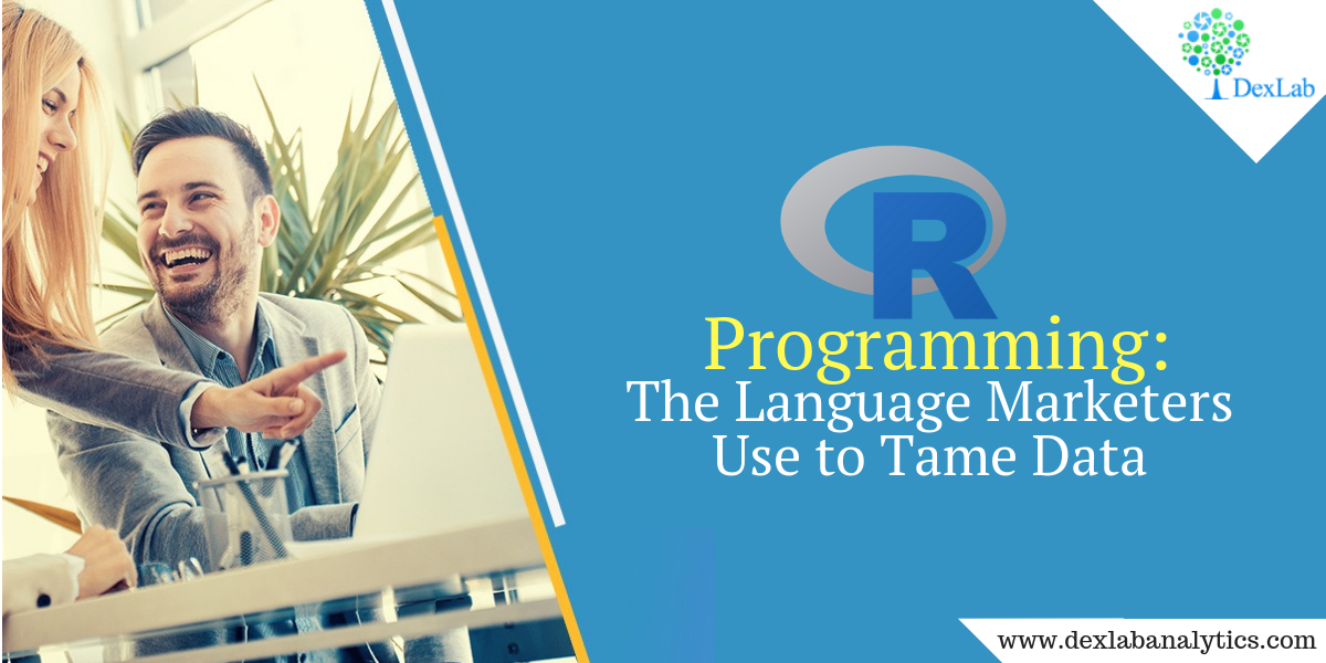 R Programming: The Language Marketers Use to Tame Data