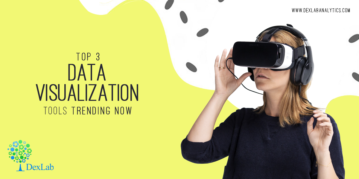 Top 3 Data Visualization Tools Trending Now
