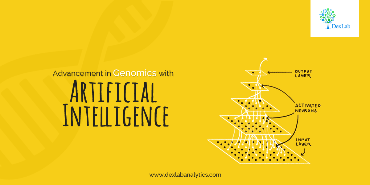 Advancement in Genomics with Artificial Intelligence