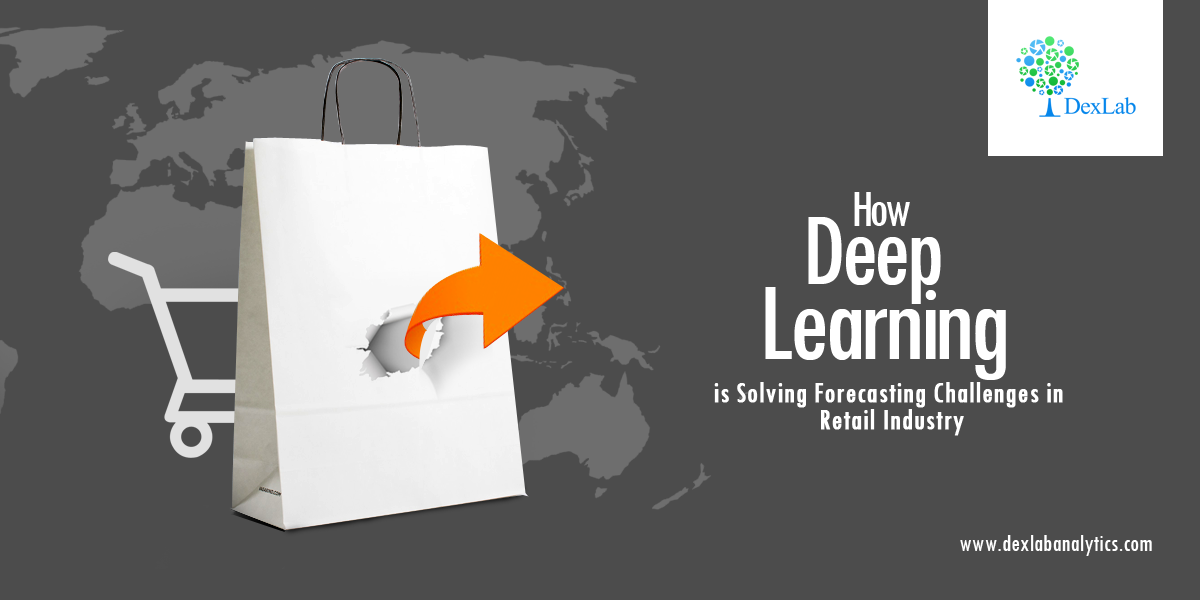 How Deep Learning is Solving Forecasting Challenges in Retail Industry