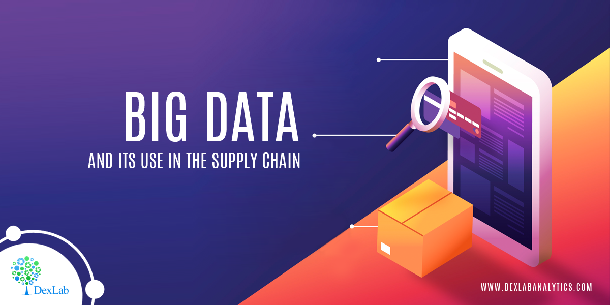 Big Data and Its Use in the Supply Chain