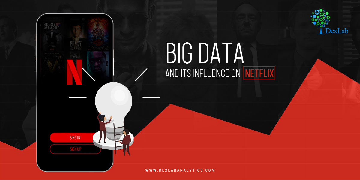Big Data and Its Influence on Netflix
