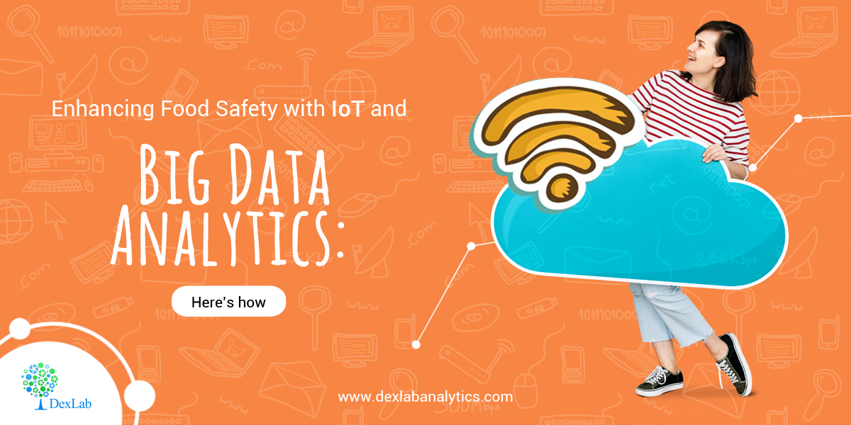 Enhancing Food Safety with IoT and Big Data Analytics: Here's how