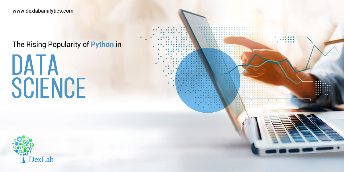 The Rising Popularity of Python in Data Science