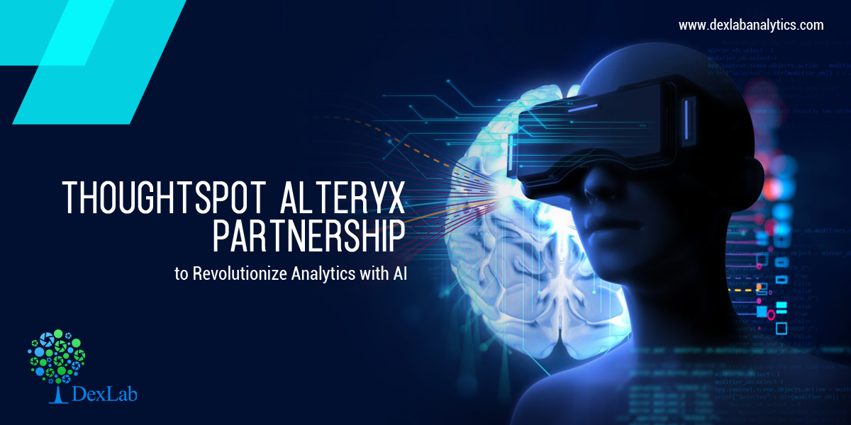 ThoughtSpot-Alteryx Partnership to Revolutionize Analytics with AI