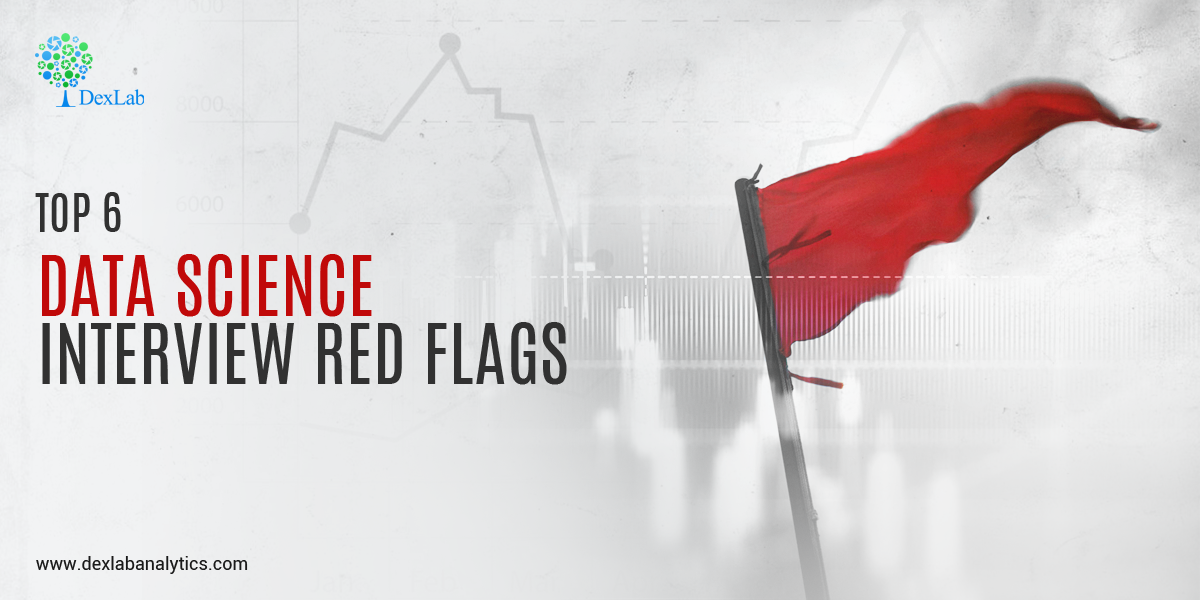 Top 6 Data Science Interview Red Flags