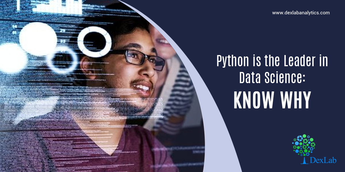 Python is the Leader in Data Science: Know Why