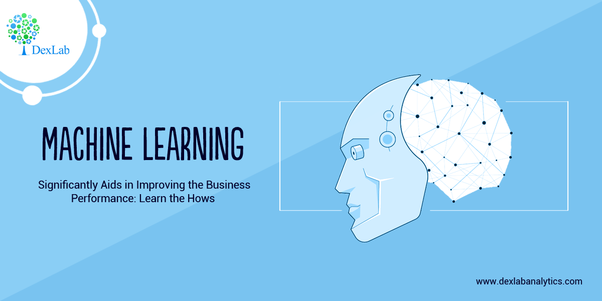 Machine Learning Significantly Aids in Improving the Business Performance: Learn the Hows