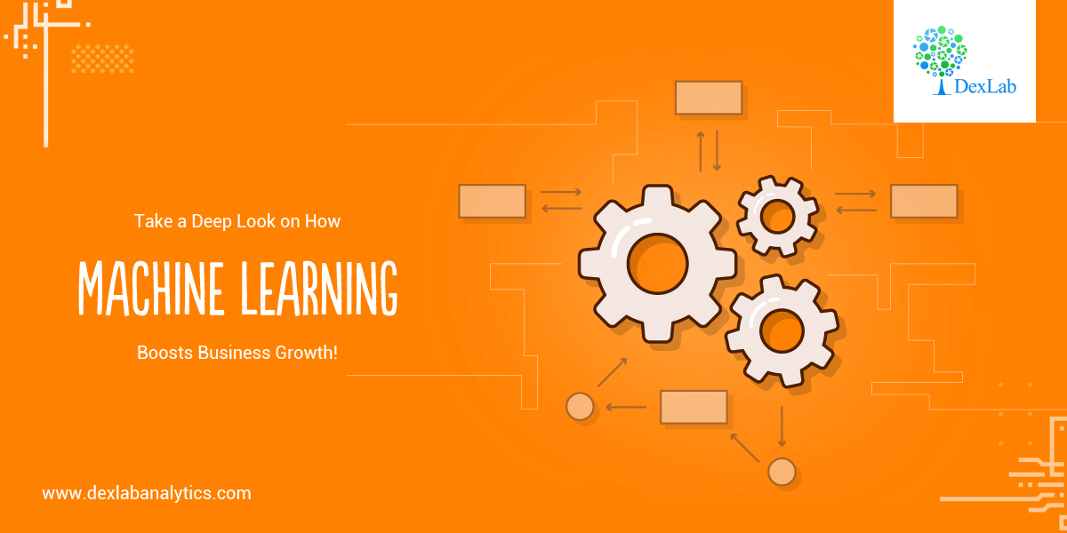 Take a Deep Look on How Machine Learning Boosts Business Growth!