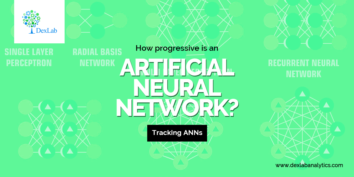 How progressive is an Artificial Neural Network? Tracking ANNs