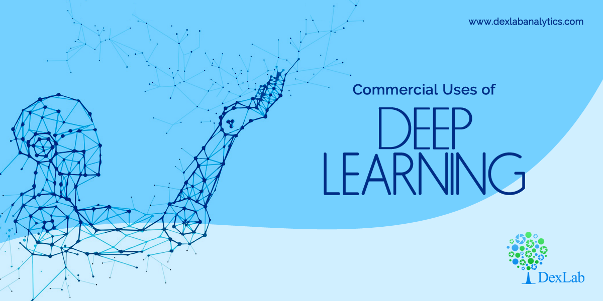 Commercial Uses of Deep Learning