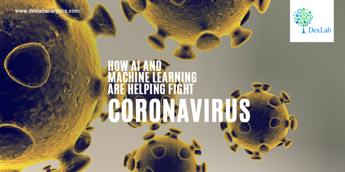 How AI and Machine Learning are Helping Fight Coronavirus