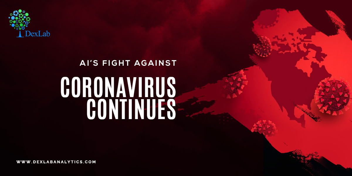 AI's Fight Against Coronavirus Continues