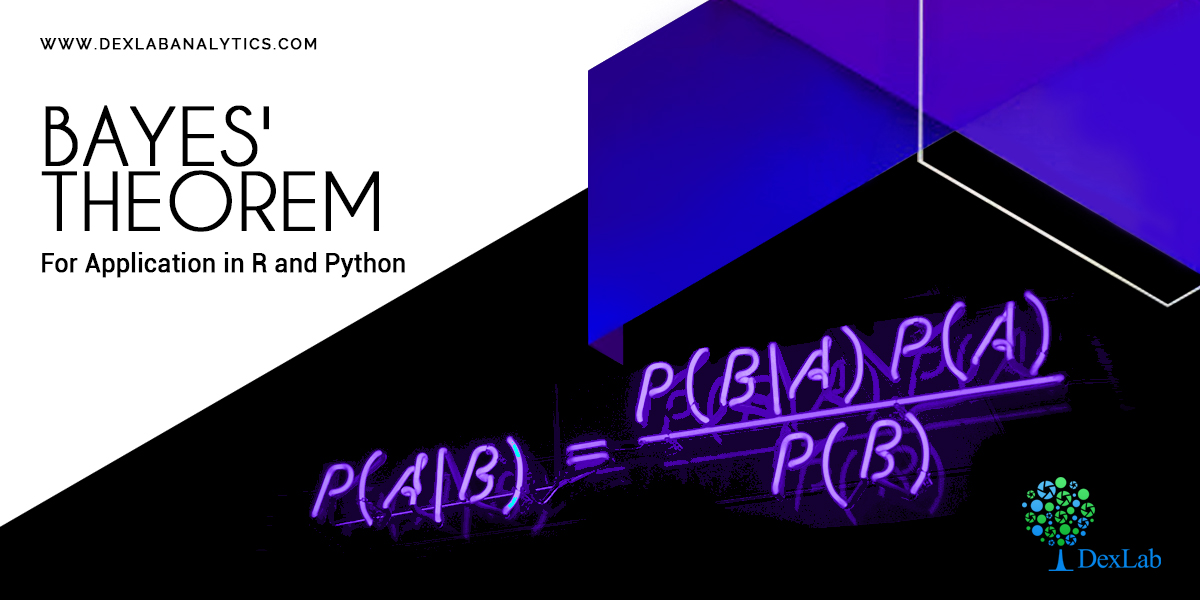 Bayes' Theorem – Application in R and Python