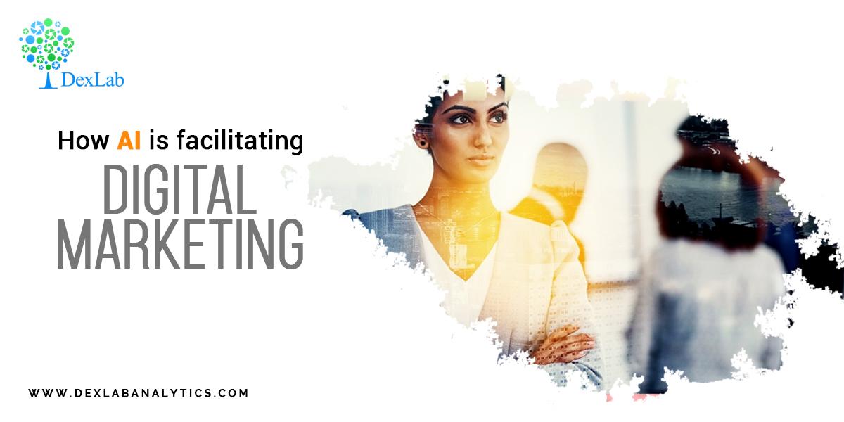 How AI Is Facilitating Digital Marketing