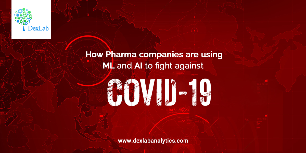 How Pharma Companies Are Using Machine Learning and AI to Fight Against COVID-19