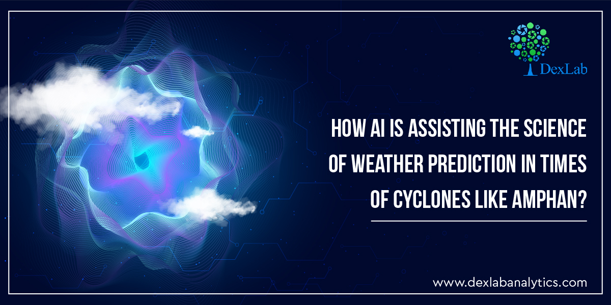 How AI is Assisting The Science of Weather Prediction in Times of Cyclones Like Amphan