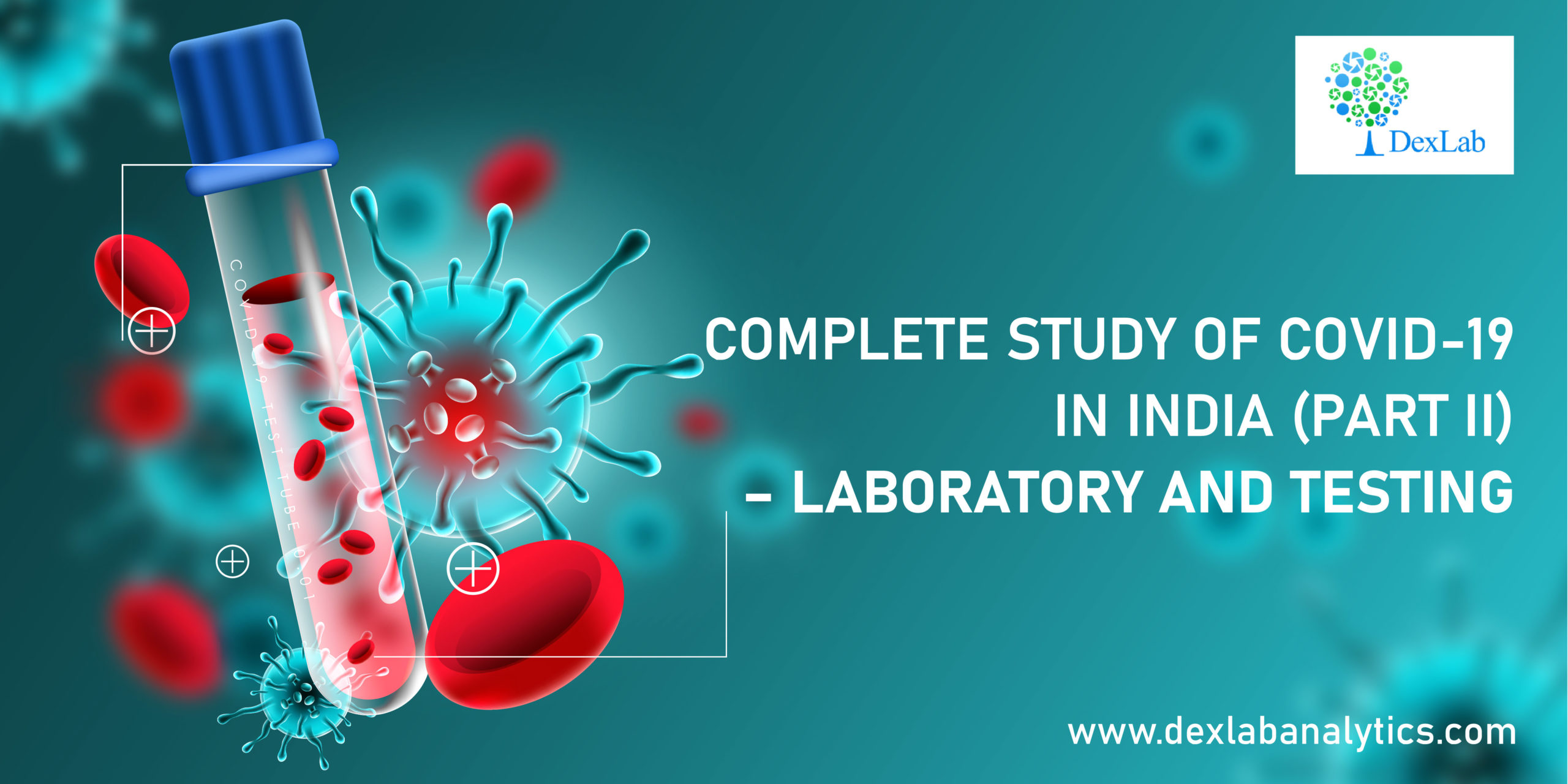 Complete study of COVID-19 in India  (Part II) – Laboratory and Testing