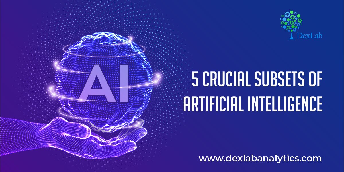 5 Crucial Subsets of Artificial Intelligence