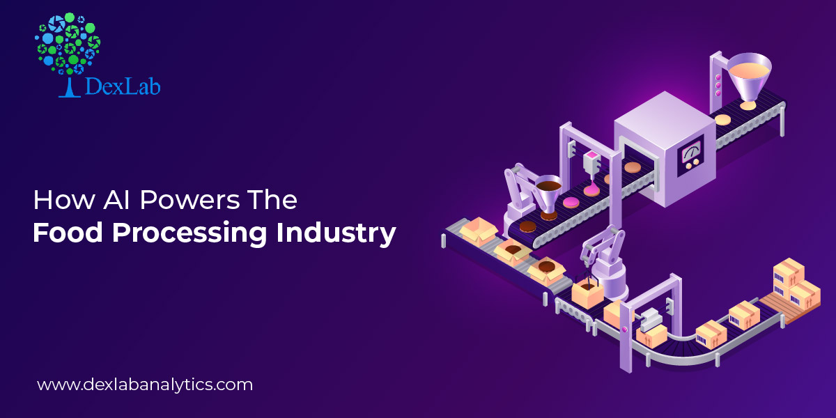How AI Powers The Food Processing Industry