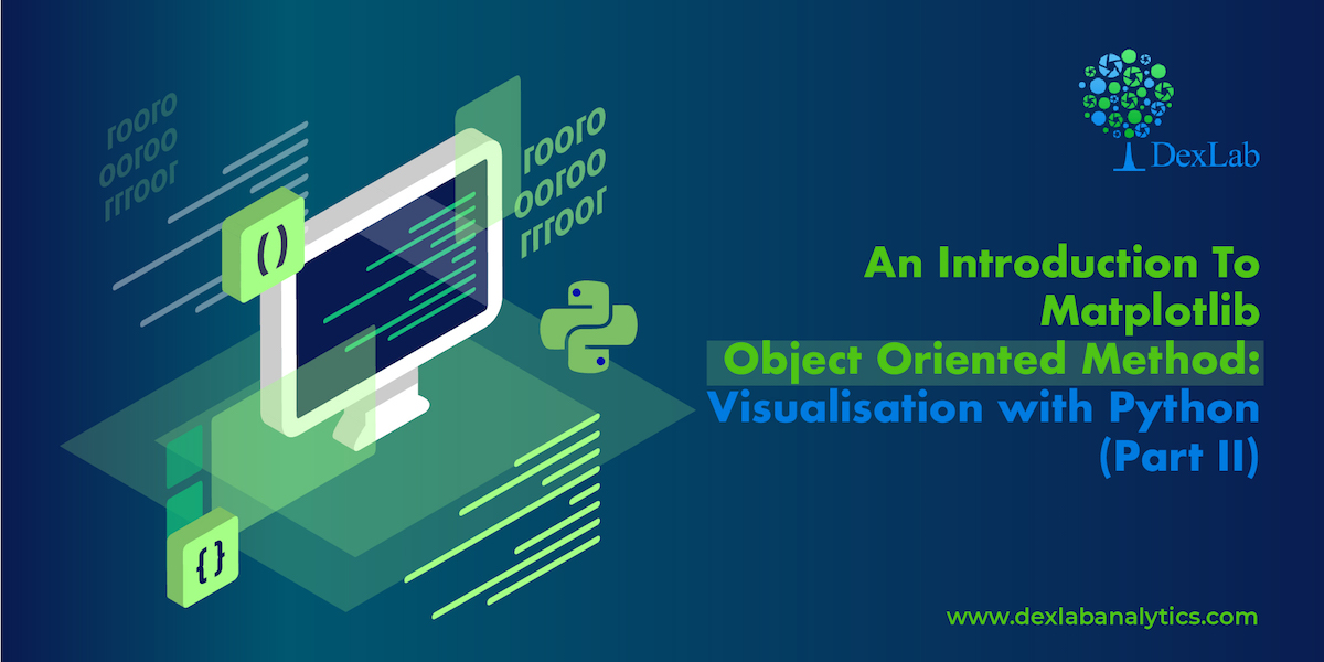 An Introduction to Matplotlib Object Oriented Method: Visualization with Python (Part II)